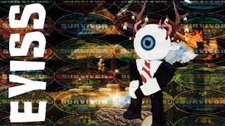 Survivor YouTuber Edition: Outlast (Saison 1) - Roblox