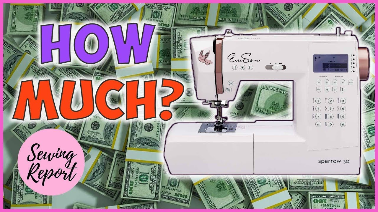 How Much Money Should You Spend Buying a Sewing Machine ...