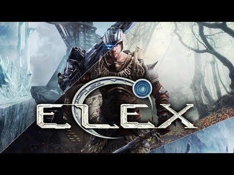 ELEX - The Medieval Sci-Fi Adventures of Captain Jetpack
