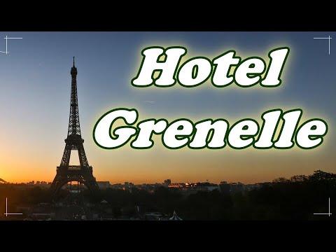 Room Overview   Hotel Grenelle Paris Tour Eiffel   Budget Hotel   Paris, France !
