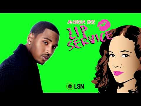 Download Youtube: Angela Yee's Lip Service: Trey Songz (LSN Podcast Throwback)