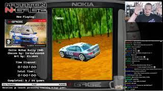 Maraton N-Gage -- Colin McRae Rally 2005 cz. 1