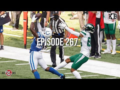 Kevin's Corner: Ep 267- Breaking Down Edge Rushers Cornerback Needs + Colts OC Marcus Brady Joins Us