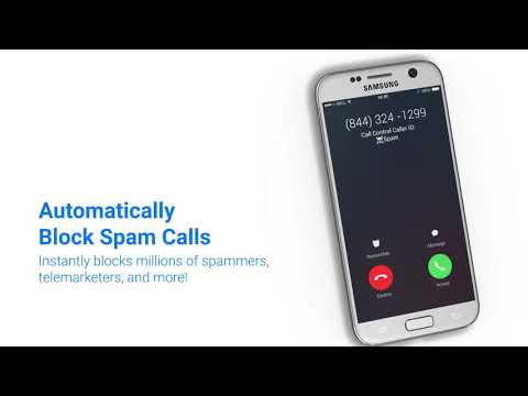 Call Control – #1 Call Blocker. Block Spam Calls! 1