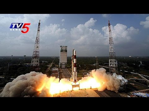 PSLV-C29 Successfully Launches from Sriharikota with 6 satellites | TV5 News