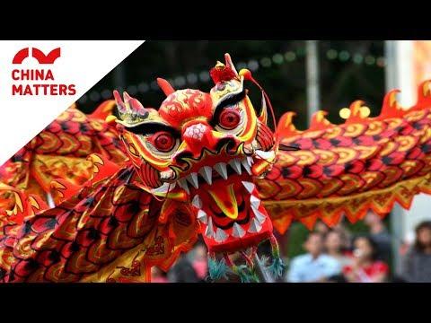 Top 5 biggest festivals in China