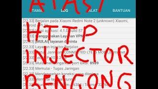CARA/TUTORIAL MENGATASI HTTP INJECTOR YANG SUSAH KONEK/MENYUNTIKKAN/BENGONG DI KARTU AXIS!!!