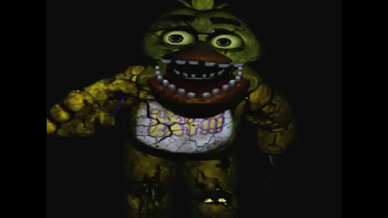 70 s withered chica sing fnaf youtube