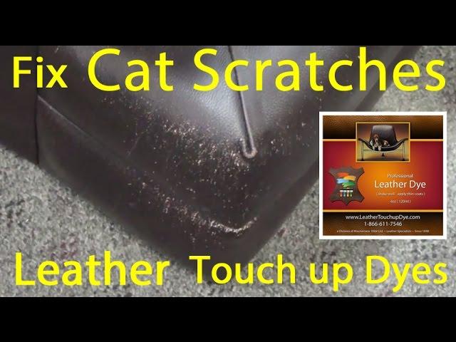 Leather Dye Repair Kit, Leather Furniture Repair Kit
