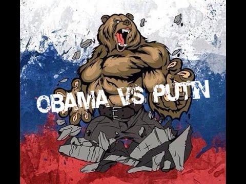 Russia vs America (Putin vs Obama) [Funny image parody #6]