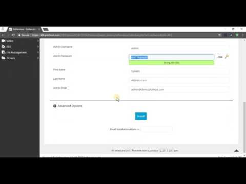 How To Install Live Helper Chat From CPanel With Softaculous