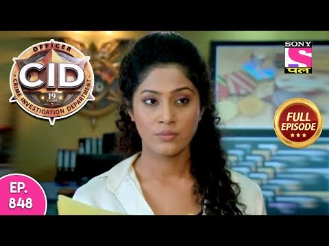CID - Full Episode 848 - 15th December, 2018