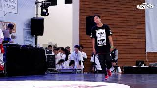 Nao vs Moe [1on1 B-Girl Battle 01/06 | Group B Top16] ► TAIPEI BBOY CITY ◄ 2017