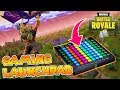 Playing FORTNITE with a Launchpad // Using Launchpad as a Games Controller