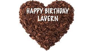 Lavern  Chocolate - Happy Birthday