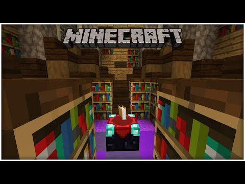 Large Library Chamber | 1.13 | Episode 12 | Survival Let's Play