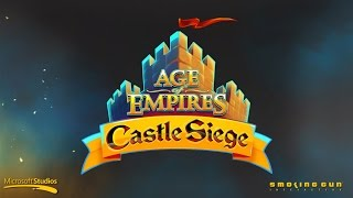 Age of Empire-Castle Siege Hack in windows 10(Cheat Enigne)