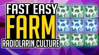 Destiny 2 How to Farm RADIOLARIAN CULTURE FAST N EASY Farm Concentrated RADIOLARIAN CULTURE