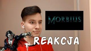 MORBIUS - reakcja na zwiastun