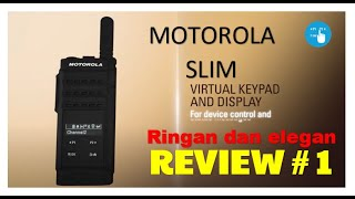 Download Video Unboxing HT Motorola SL1m New MP3 3GP MP4