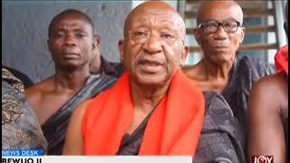 Kofi Annan Dies At 80 - News Desk on JoyNews (20-8-18)