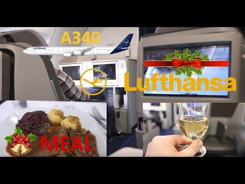 Lufthansa Transatlantic Service - from Frankfurt
