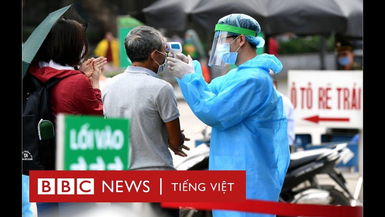 Virus corona: Việt Nam đang bước vào giai đoạn nguy cấp? – BBC News Tiếng Việt