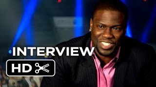 Grudge Match Interview - Kevin Hart (2013) - Sylvester Stallone Boxing Movie HD