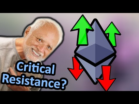 ETHEREUM TODAY!!! Ethereum Technical Analysis – ETH – Ethereum Price Prediction – [critical level..]