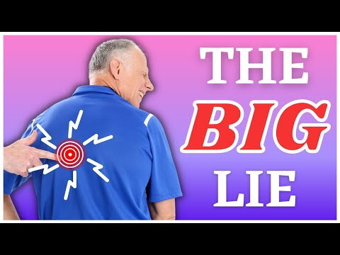 The Big Lie About Trigger Points (Knots) & How To Get Rid Of Them.