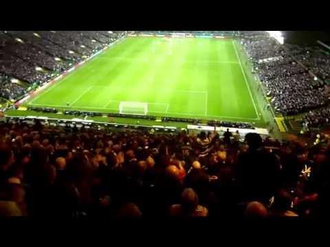 Celts singing The Lonesome Boatman @ Parkhead (28/09/2016) HD