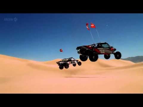 Top Gear Season 17 Episode 3 UFO Nevada