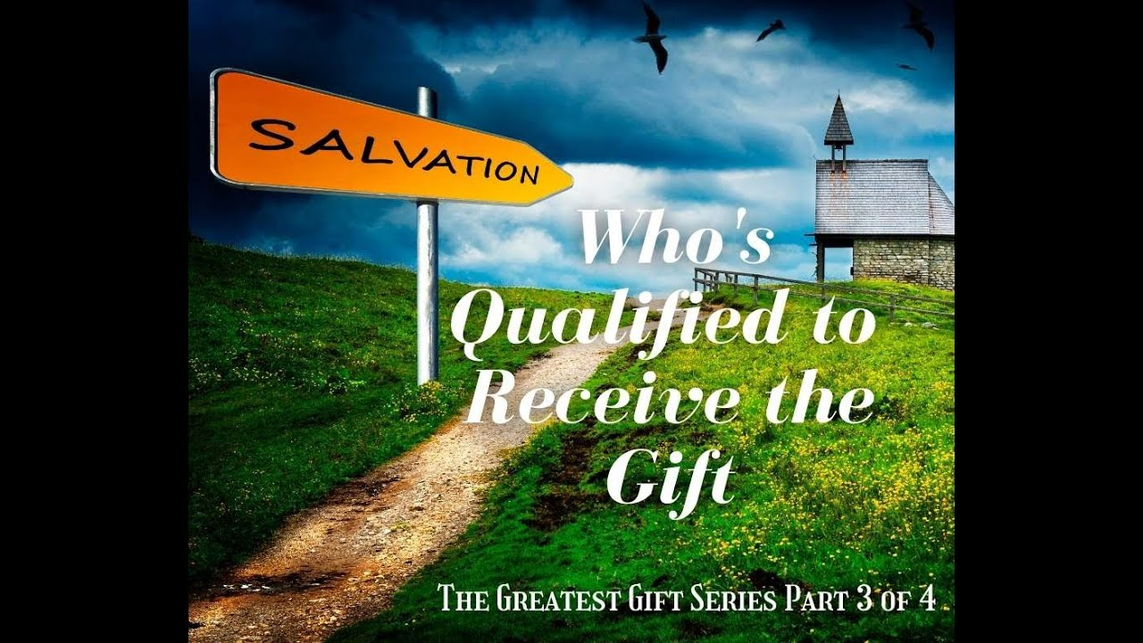 Who Qualified To Receive The Free Gift Part 3