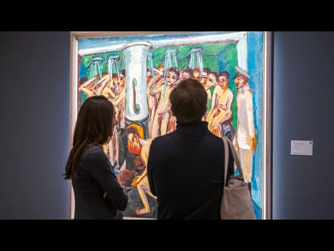 What Alfred Flechtheim Saw in Ernst Kirchner and Oskar Kokoschka