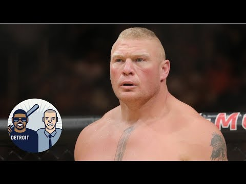 Jalen Rose Says Jon Jones Should Fight Brock Lesnar | Jalen & Jacoby | ESPN