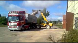 Scania V8 R.A.Transportas