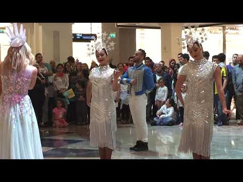 Mall of Emirates Christmas Event 2017