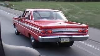 1964 mercury pro street Comet