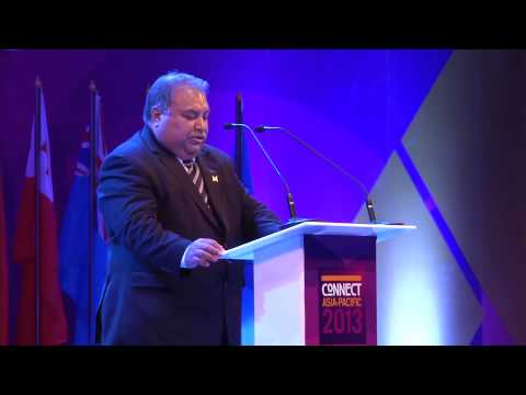 H.E. Mr. Baron Waqa, MP President, Nauru (Republic of) - speech at Connect Asia-Pacific 2013 Summit