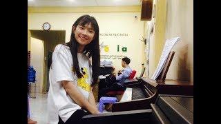 Em gái mưa - Piano-Lớp Nhạc Piano Oragan Cần Thơ