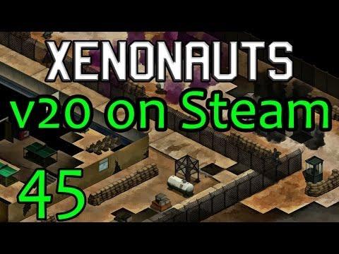 Some Hot, Hot Items | Xenonauts v20 Gameplay Beta Ep. 45