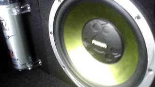Car Audio Removal 2 Amps and 1x 2F Cap