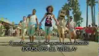 vuclip LMFAO - Sexy and I Know It sub español Official Music Video.