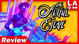 The Artful Escape Review - Is It Worth It? (Xbox, PC, Game Pass) (Video Game Video Review)