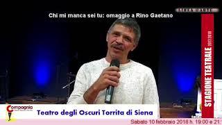 Chi mi manca sei tu: omaggio a Rino Gaetano