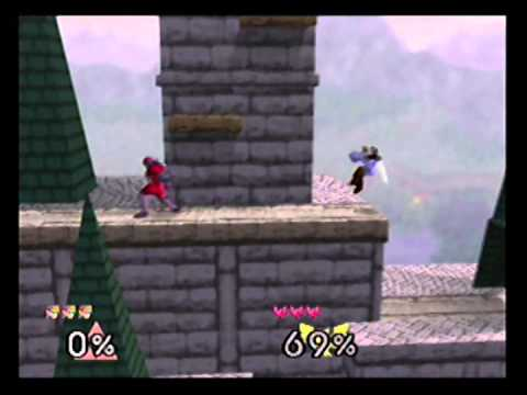 Mindblowingly High-level Smash 64 Isai vs Mariguas