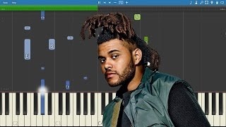 Download The Weeknd - False Alarm - Piano Tutorial - How To Play False Alarm MP3 song and Music Video