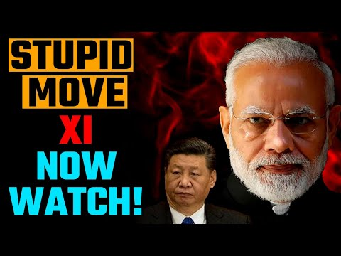China wants breakup of India. Bad move. India can press any of its 3 raw nerves any moment