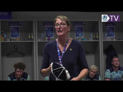 Rory Hutchinson & Scott Cummings | Cap Presentation