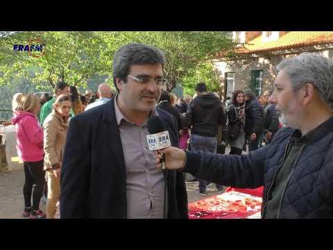 Entrevista com Rui Manuel da Costa Leite -  Festa da Castanha em Canadelo